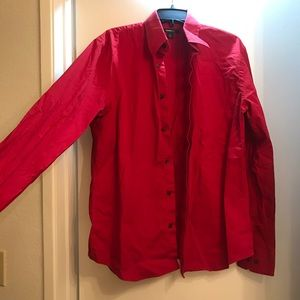 Express collared shirt XL